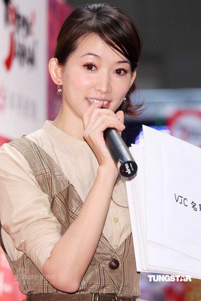 组图:林志玲担任观光亲善大使妆容淡雅秀亲切