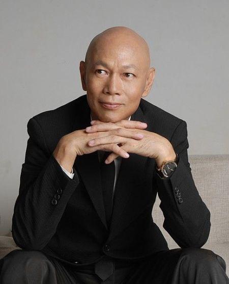 香港男演员罗家英(资料图)