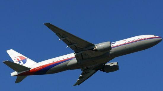 马航坠毁MH17航班波音777客机资料图(图片来自:新浪航空)