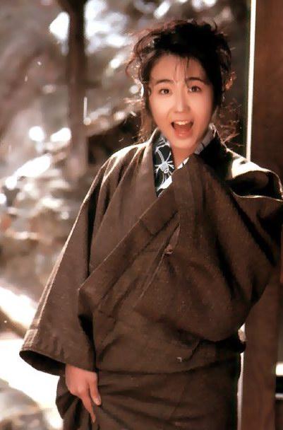 张卫健谈与饭岛爱合作:她是很专业的演员(图)