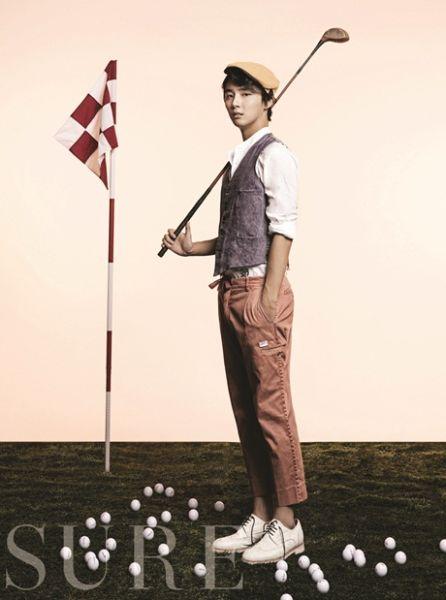 尹时允新片将演天才高尔夫选手