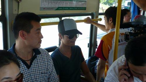 7月20日北京今起单双号限行陈坤带你公车出游