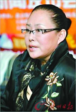 斯琴高娃回应瑞士国籍问题:我们还是中国演员