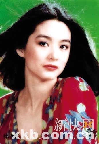 贡米自称更像林青霞谁在幕后为她推波助澜?