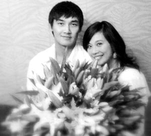 张铎透露陈松伶已见过家长随时都可以结婚(图)