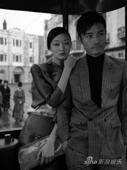 耿乐受顶级品牌亲睐接棒金城武演绎国际时尚