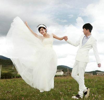 张杰与谢娜(资料图片)