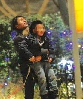 陈坤与儿子