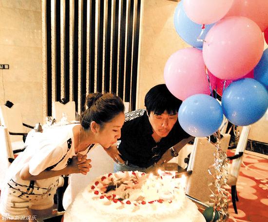 2012年,陈思诚赶赴剧组为佟丽娅庆生