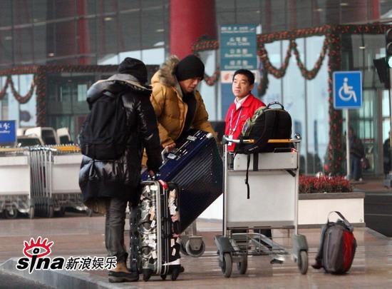 飞机场行李托运