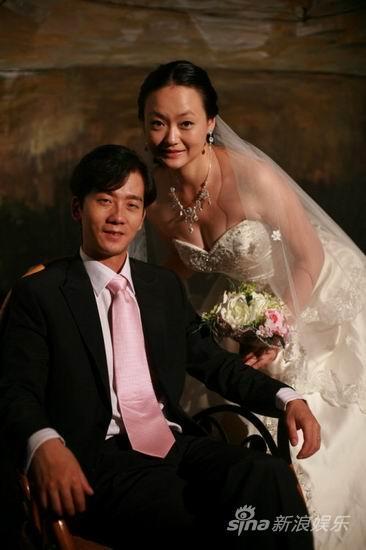 演员陈创秘密结婚新娘是梨园才女周佑君(组图)