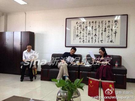 王菲李亚鹏9月13日在新疆办理离婚