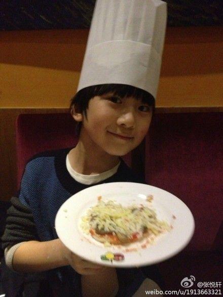天天变大厨
