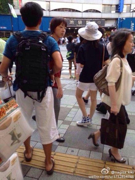 吴奇隆刘诗诗在日本