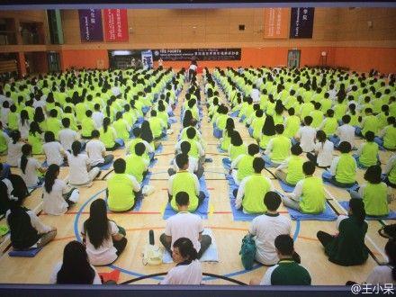 世界佛学青年研讨会在香港举行