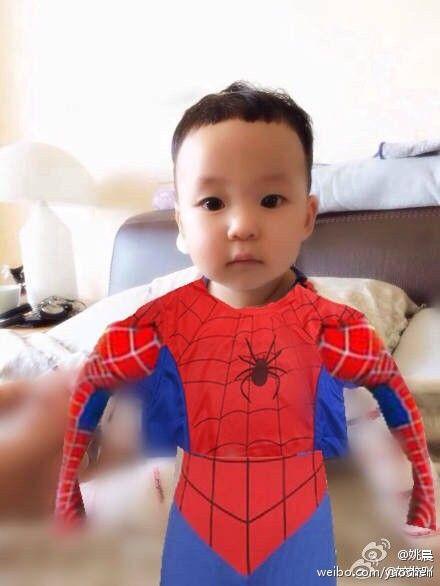 小土豆变蜘蛛侠