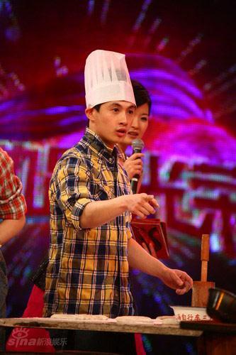 图文:《劳动最光荣》第3期-黄豆豆做大饼
