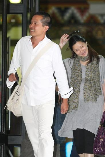 图文:婚礼嘉宾抵达不丹--风尘仆仆到达现场
