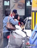 林俊杰12小时畅游京城与王菲那英进餐合影(图)
