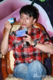 实录:刘孜设计绿叶行动环保袋段奕宏宣传环保