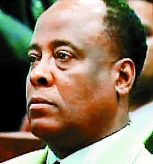 杰克逊私人医生过失杀人案听证会举行(图)