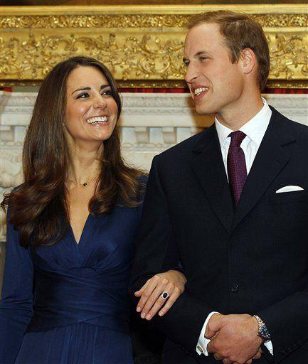 威廉王子和凯特-米德尔顿