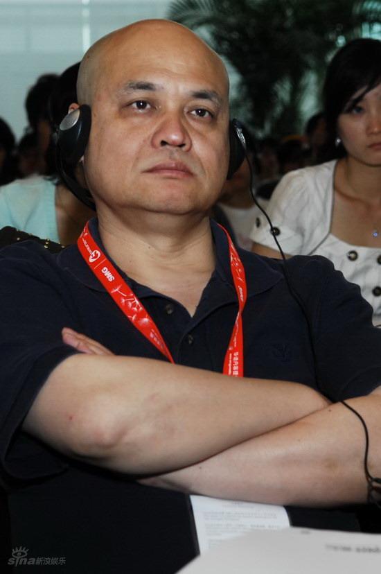 新版《西游记》主创人员介绍--马中骏