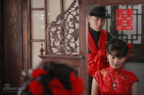 资料图片:电视剧《狼烟北平》第三批剧照(44)
