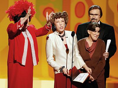 盘点第六十届艾美颁奖典礼最佳和最差时刻(图)