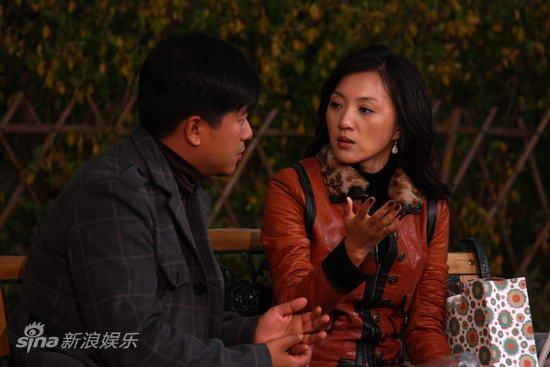 资料图片:电视剧《谁能相倚》剧照(103)