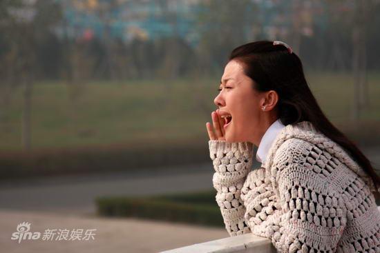 资料图片:电视剧《谁能相倚》精彩剧照(8)