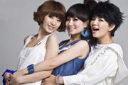 资料图片:湖南卫视跨年演唱会嘉宾-S.H.E