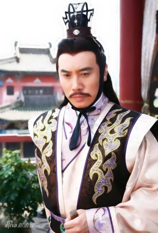 资料图:《秦香莲》主演--白永成饰襄阳王