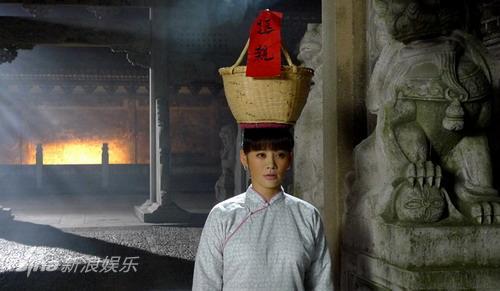 资料图片:《红槐花》精美剧照(29)