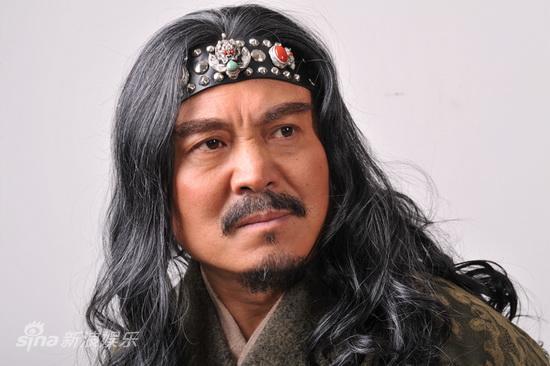 巴扎瓦尔弥王扮演者李明