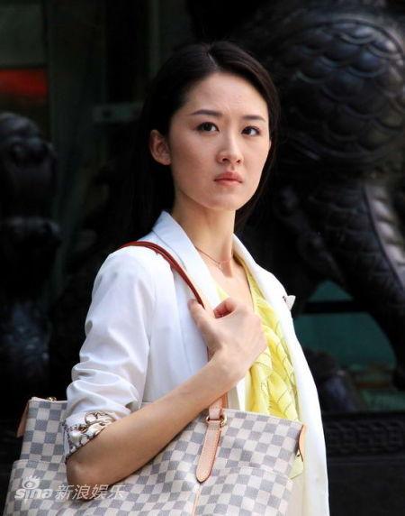 资料:电视剧《夫妻那些事》主角-张雯饰苏珊图片