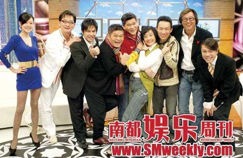 王伟忠:我好喜欢姚晨曾找她主持综艺节目(图)