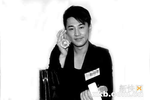 《不速之约》热拍 林峰饰演非同寻常魔鬼