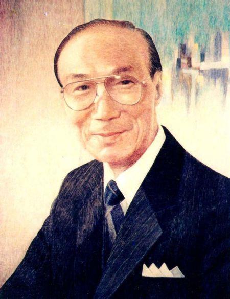 邵逸夫1月7日去世,享年107岁
