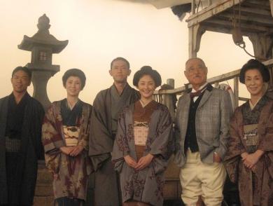 常盘贵子演《神的妻子》 与筒井道隆关系被告