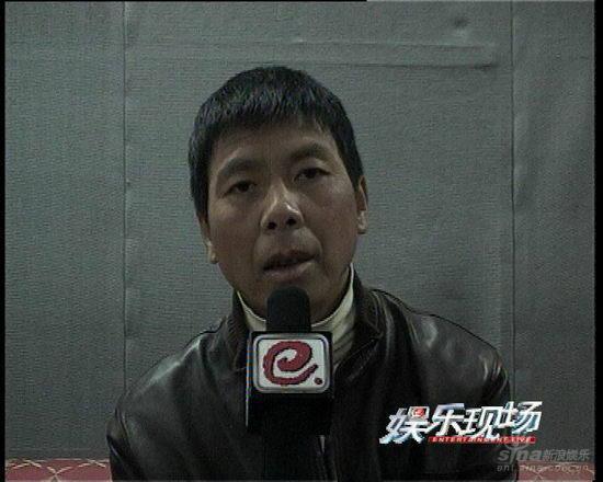 《娱乐现场》专访:冯小刚贺岁电影走过十年