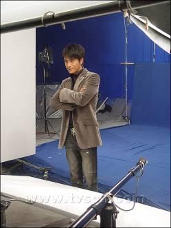 南方电视台直击盛典代言人陈坤宣传片拍摄实录