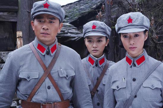 《红星1935》开机王亚楠杜雨露郭金出演(组图)