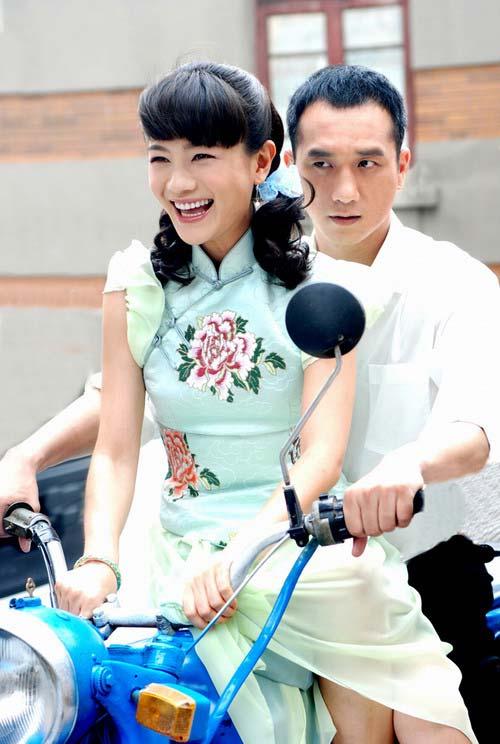 《风月》广州热播胡可坦言最怕演少女戏(附图)