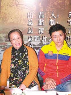 《双面胶》三主演聚齐李明启落泪说《房奴》