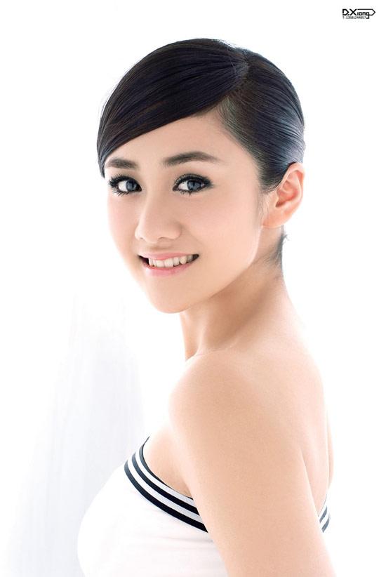 80后女星刘芸从《艰难爱情》到《鹿鼎记》(图)