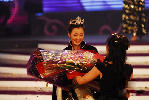 2008星姐选举湖南妹子囊括冠亚军毫无震撼(图)