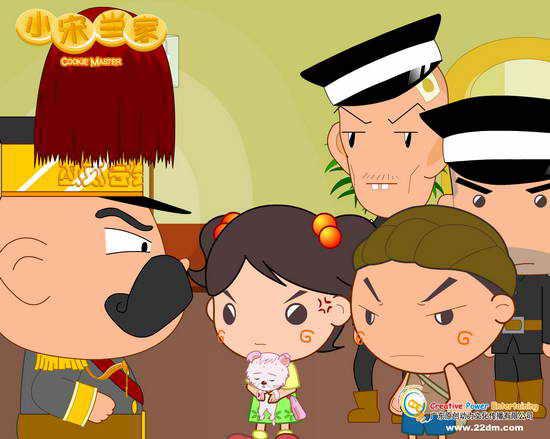 《小宋当家》继《喜羊羊》后再登中国动漫风云榜