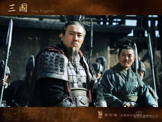 陆毅:我会掏心掏肺把老年诸葛演出来(图)