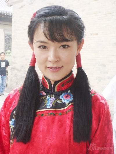 """《走西口》收视蹿红""""翠翠""""张晶晶备受关注"""